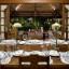 Taman Sorga - Formal indoor dining room table