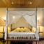 Taman Sorga - Main house downstairs master bed