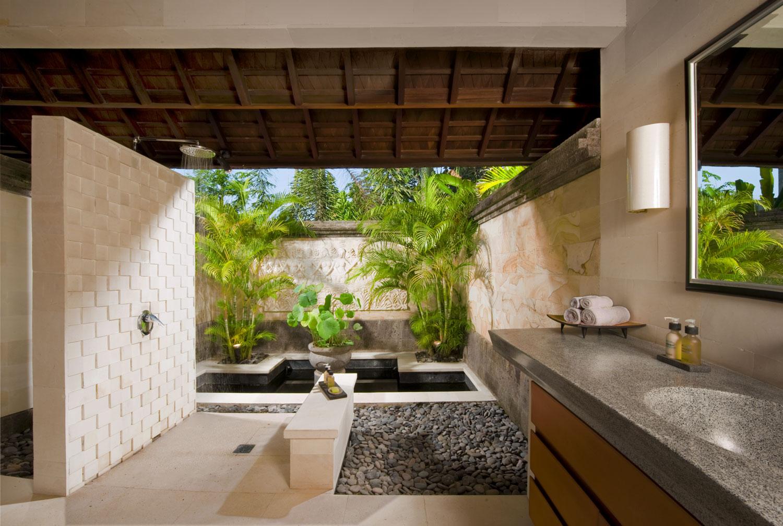 Pushpapuri - Beige Bed Bath