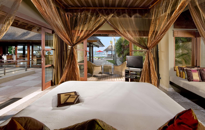 Pushpapuri - Beige Bedroom