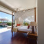 Villa Jamalu -  Downstairs Master Bedroom view